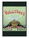 Volutines Poster