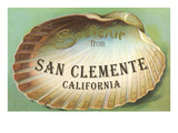 Souvenir from San Clemente  California