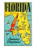 Florida  America's Playground