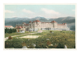 Mt Washington Hotel  Bretton Woods  New Hampshire