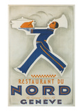 Restaurant Du Nord Geneve  Switzerland