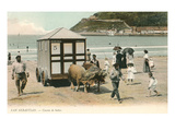 Bathing Machine  San Sebastian  Spain