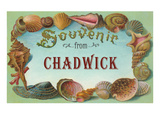 Souvenir from Chadwick  New Jersey