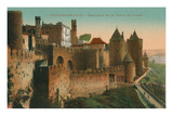 Citadelle of Carcasonne  France
