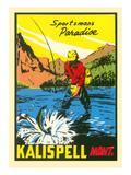 Sportsman's Paradise  Kalispell  Montana