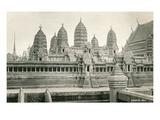 Angkor Wat Photograph