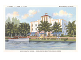 Grand Plaza Hotel  Miami Beach