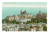 Overview of Monte Carlo  Monaco