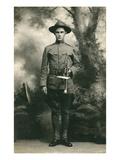 Doughboy with Bugle  World War I
