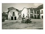 Corner of Taxco  Guerrero  Mexico