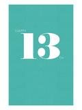 Happy 13Th