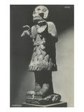 Coatlicue Statue  Aztec Goddess