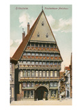 Knochenhauer Amtshaus  Hildesheim  Germany