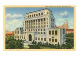 Caddo Parish Courthouse  Shreveport  Louisiana