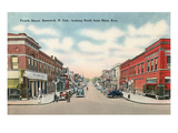 Fourth Street  Bismarck  North Dakota