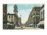 Main Street  Dubuque  Iowa