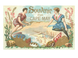Souvenir from Cape May  New Jersey