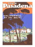 Poster for South Pasadena  California