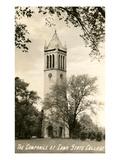 Campanile  Iowa State College