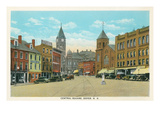 Central Square  Dover  New Hampshire