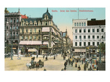 Vintage Downtown Berlin  Germany