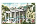 Longfellow House  Pascagoula  Mississippi