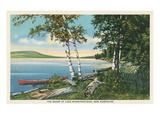 Lake Winnipesaukee  New Hampshire