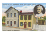 Mark Twain Museum  Hannibal  Missouri