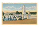 Boise River Bridge  Idaho