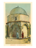 Ascension Cupola  Jerusalem