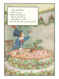 Mother Goose Rhyme  Little Jack Horner