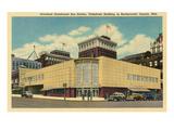 Bus Station  Omaha  Nebraska