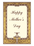 Happy Mother's Day  Decorative Border