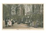 Montsouris Park  Paris