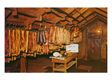 Cellar for Curing Meats