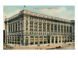 Brandeis Building  Omaha  Nebraska