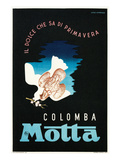 Poster for Colomba Motta  Dove