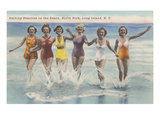 Bathing Beauties  North Fork  Long Island  New York