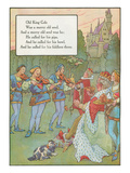 Mother Goose Rhyme  Old King Cole