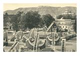 Jeysingh's Observatory  Jaipur  India