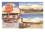 Country Club Motor Lodge  Salt Lake City  Utah