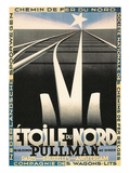 Poster for European Railways  Tracks