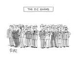 The DC Shake - Cartoon