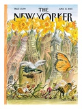The New Yorker Cover - April 15  2013