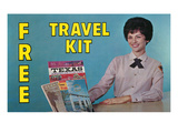 Free Travel Kit