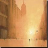 Morning Light - 5th Avenue Tableau sur toile