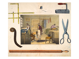 The Tailor  C1845