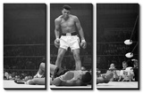 Muhammad Ali-Liston  Tableau multi toiles