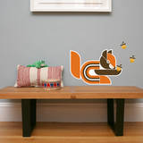 Letter C - Charlie the Chipmunk Wall Decal
