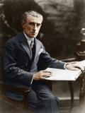 Maurice Ravel  C 1930